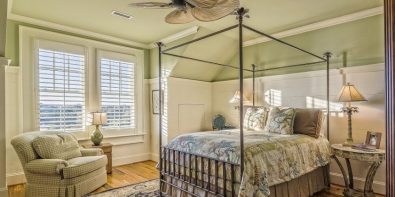 Sypialnia w starym stylu