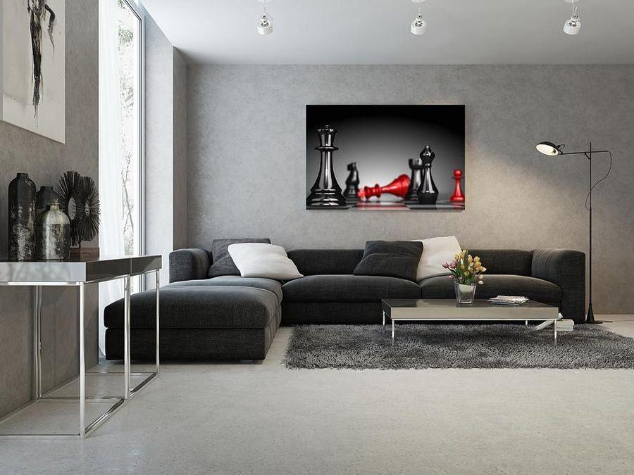 Obrazy na płótnie na salonie